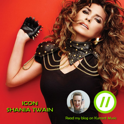 Shania Twain is the most witty, down to earth icon