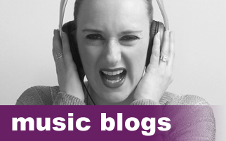 The music blogger