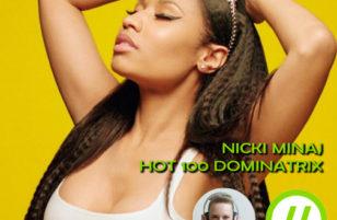 Nicki Minaj: Hot 100 dominatrix