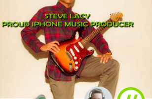 Steve Lacy is a proud iPhone music producer