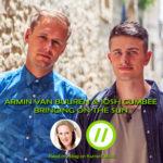 Armin van Buuren and Josh Cumbee