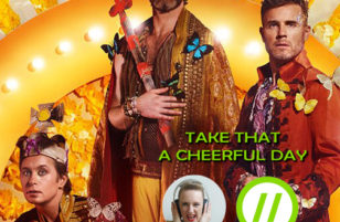 Take That bring us a cheerful new day
