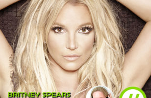 Britney Spears brings a little something to talk about