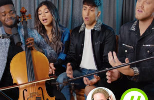 Pentatonix are dancing on their own
