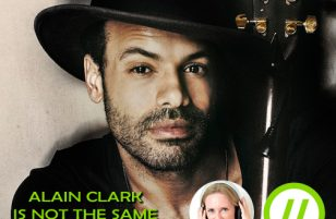 Alain Clark sounding not the same