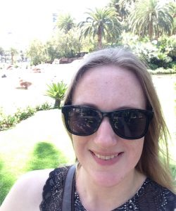Nora Tol in Las Vegas