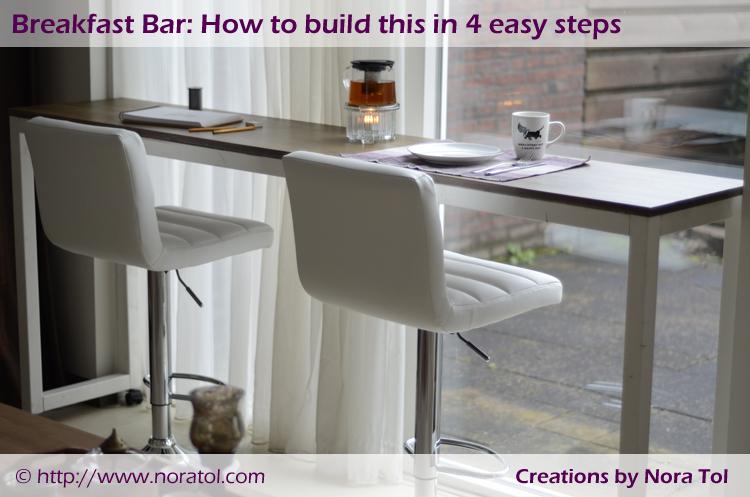 Breakfast Bar Coffee Bar How To Instructions Diy