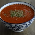 Tomato-Paprika soup