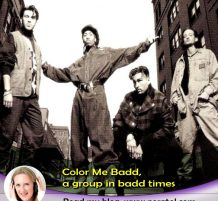 Color Me Badd, a group in badd times
