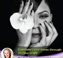 Gabrielle's soul shines through on new single