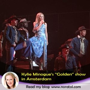 Kylie Minogue live in Amsterdam