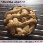 Alternative Apple Pie