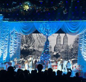 Mariah Carey Christmas Concert