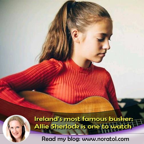 Allie Sherlock blog promo
