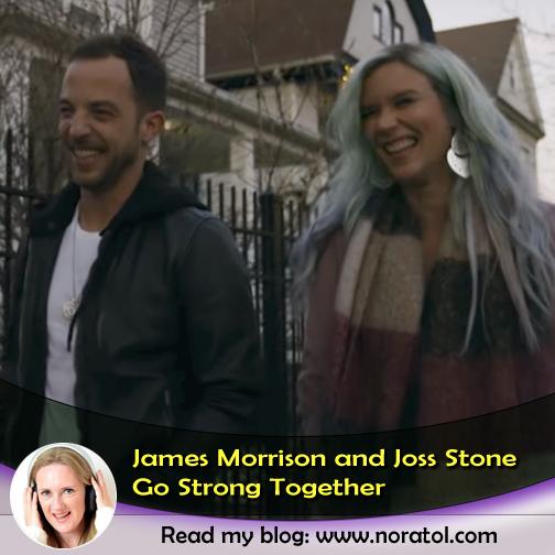 James Morrison and Joss Stone