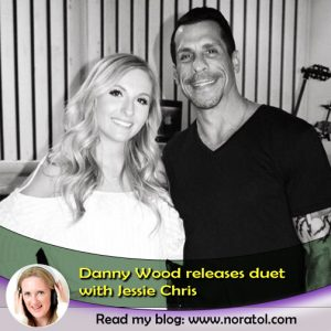 Danny Wood and Jessie Chris