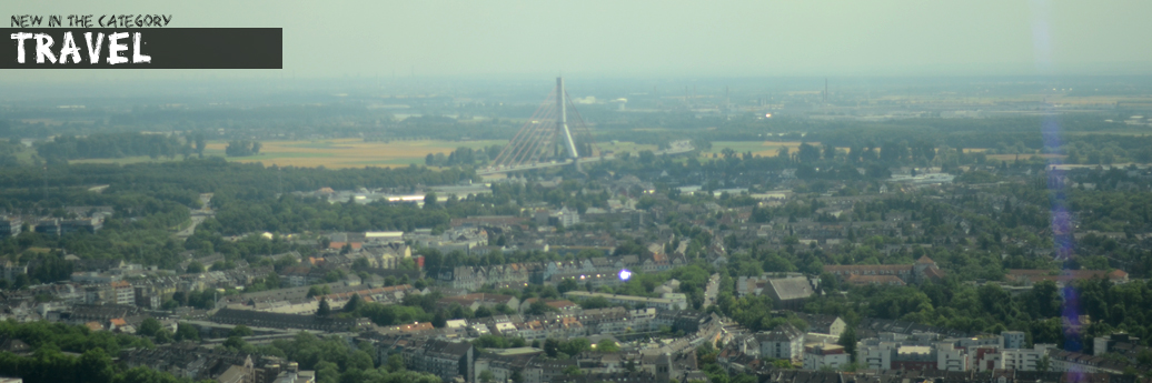 One Day In Dusseldorf, Germany