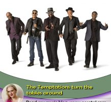 The Temptations Turn The Tables