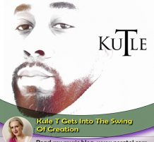 Kule T Gets Into The Swing Of Creation