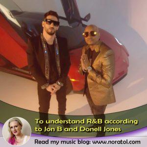 Jon B and Donell Jones