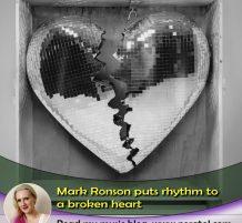 How Mark Ronson Deals With Heartbreak