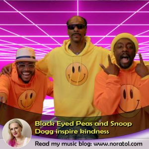 Black Eyed Peas and Snoop Dogg in video