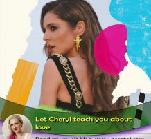 Let Cheryl teach you about love