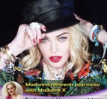 Madonna Plays The Part Of Innovator