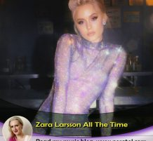 Zara Larsson All The Time