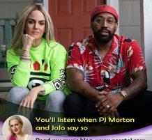 When PJ Morton and JoJo Say So