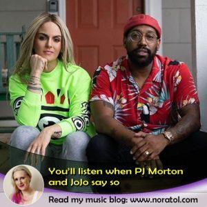 PJ Morton and JoJo
