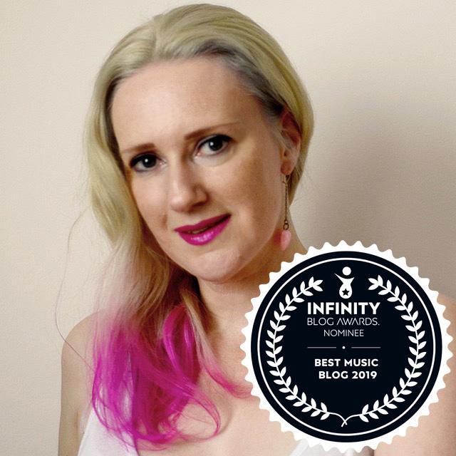Nora Tol Infinity Blog Award Nominee