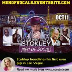 Stokley Men Of Vocals