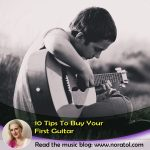 10 tips to buy your first guitar