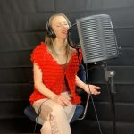 Nora singing